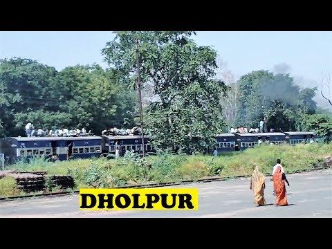 ZDM5 Dholpur Bari Tantpur Narrow Gauge