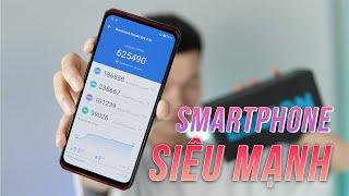 Đập Hộp Gaming Phone Siêu Khủng, Snapdragon 865+, Antutu 625K, 144Hz, Sạc Nhanh 90W - Lenovo Legion