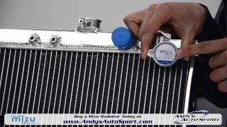 Mizu Radiators: Reasons to Buy -- Presented by Andy's Auto Sport