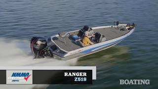 Ranger Z518 Boating Magazine Test & Review
