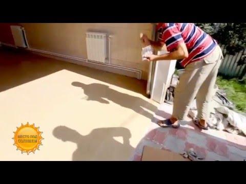 Как удалить запах краски в комнате? (10.02.16)