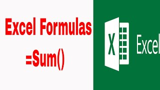 Part - 4 - Sum In Excel - Excel tutorial for beginners in Tamil
