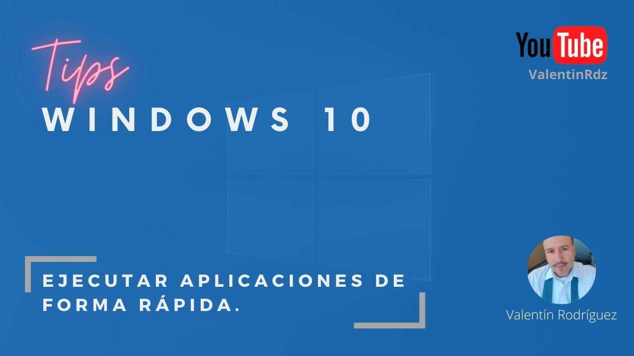 Tips para utilizar Microsoft Windows 10