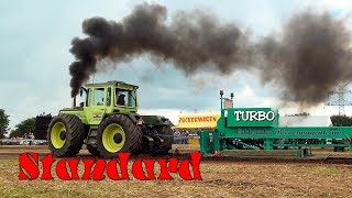 Timeless Mashine MB Trac 1600 Turbo Holger Pinn bis 2018 by Film Dich Tractor Pulling