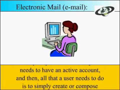 Email : Electronic Mail