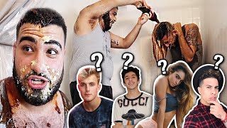 NASTIEST CHALLENGE ON YOUTUBE! *Guess that Youtuber*