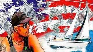 Путешествие на яхте по США. Делавэр → Балтимор [1]. Яхтинг в Америке.