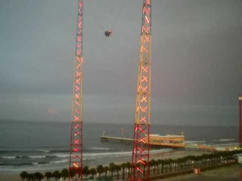 The Slingshot At Daytona Beach