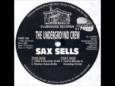 The Underground Crew - 154th & Wood Street