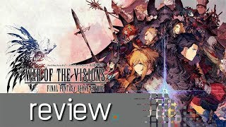 War of the Visions: Final Fantasy Brave Exvius Review - Noisy Pixel
