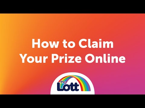 How To Claim Your Prize - Online