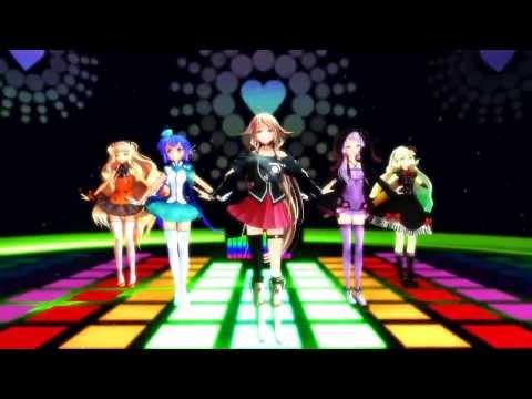 【MMD】Galaxias!【Full Version】
