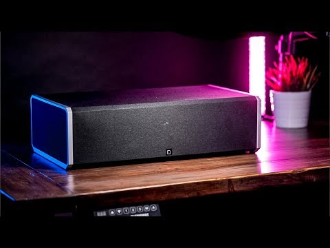 BEST Center Channel for a Home Theater | Definitive Technology CS9060 Center Channel