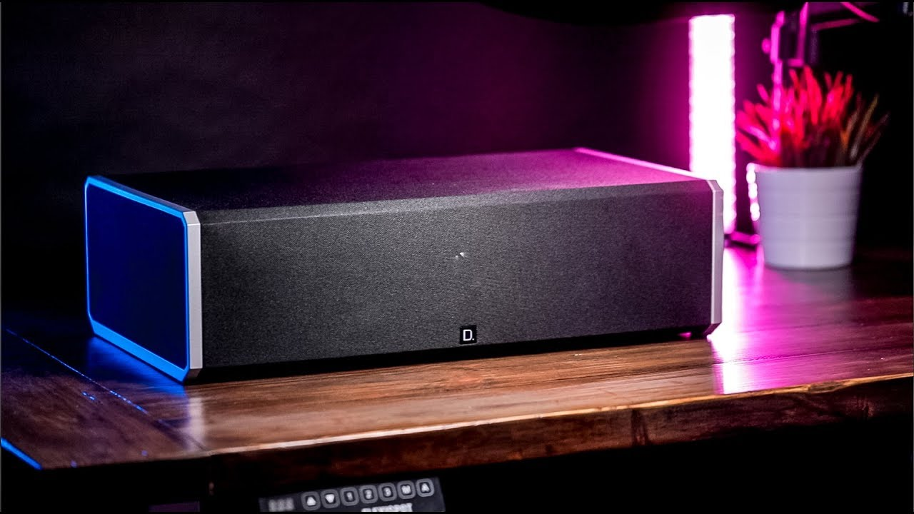 Definitive Technology CS9060 Center Channel Speaker