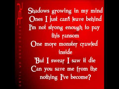 Red   Faceless Lyrics   Until We Have Faces1 1 2011 single