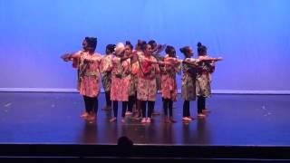 NCAS February 2017 Dance Performance