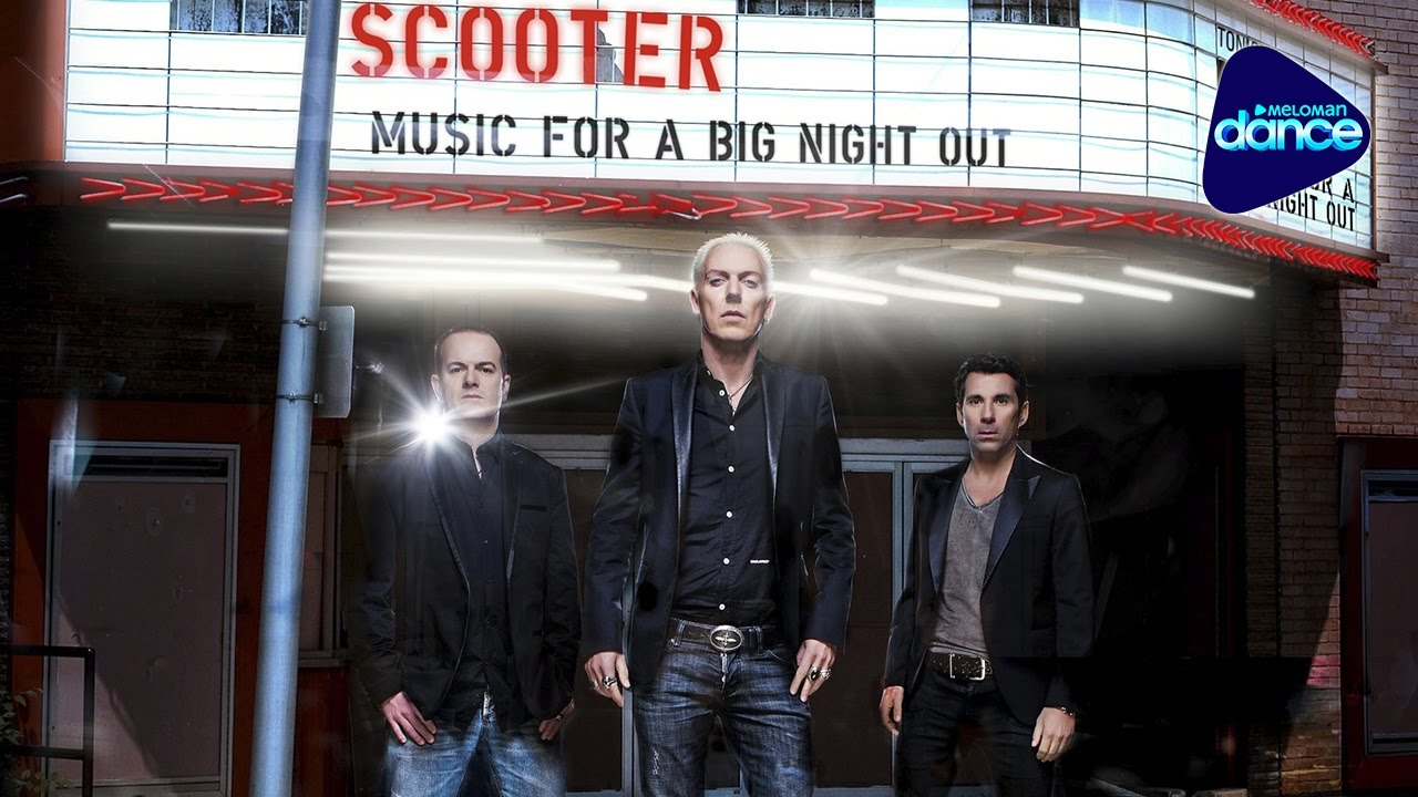 Scooter - Music For Big Night Out (2012) [Full Album]