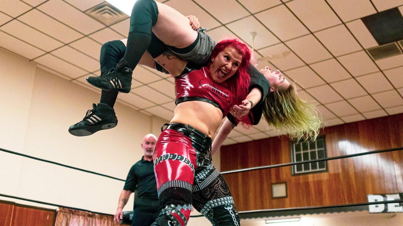 [Free Match] Jody Threat vs. Kennedi Copeland   WWR+ Women's Wrestling (Beyond, Limitless, H2O, GCW)