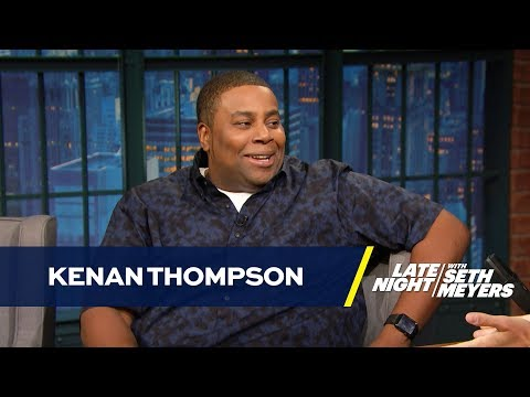 Kenan Thompson on Retiring David Ortiz and Stepping into LaVar Ball's Shoes