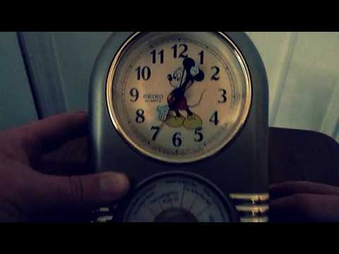 Seiko Disney musical clock QFD206G repair
