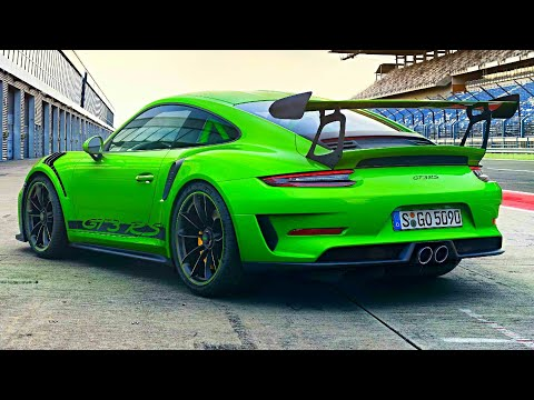 2019 Porsche 911 GT3 RS – (520 hp THE MOST TRACK-READY 911 YET)
