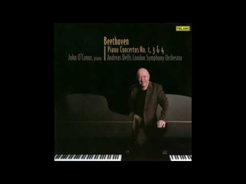 John O'Conor: Piano Concerto No  3 In C Minor, Op  37   I  Allegro Con Brio