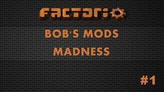 Factorio Bob