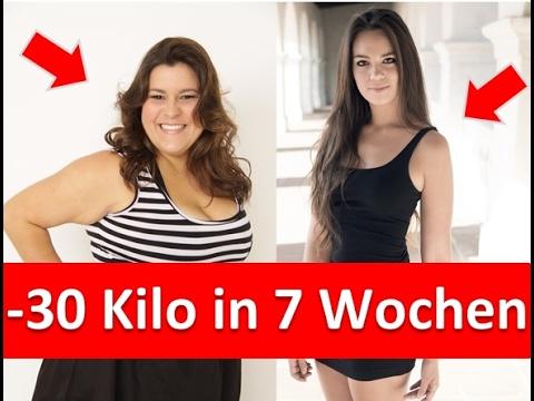 16 kilo abnehmen