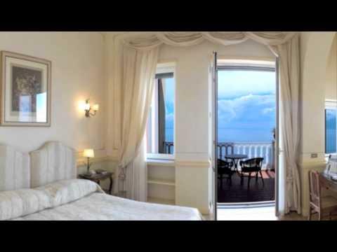 SPECTACULAR SORRENTO :: The GRAND HOTEL EXCELSIOR VITTORIA