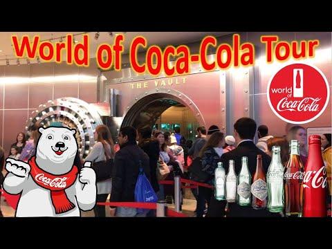 World of Coca-Cola Tour in Atlanta