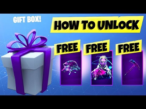 How To UNLOCK The FREE Fortnite GALAXY SKIN BUNDLE That RELEASED
