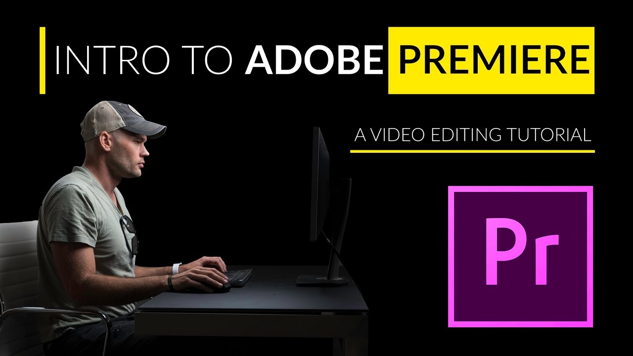 cd4dbb762a814 Intro to Premiere - A Video Editing Tutorial - YouTube