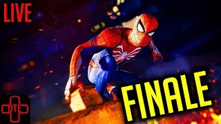 Marvel's SpiderMan FINALE PS4 | Episode 5 Live Stream | Road To 600!!