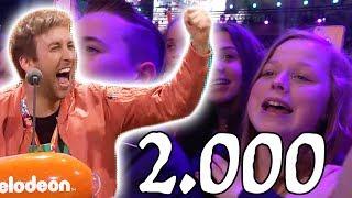 2.000 Kinder singen