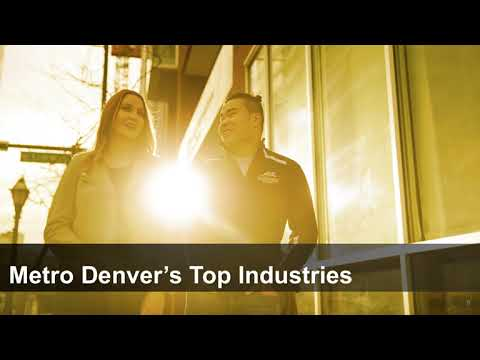 Alumni Career Edge Series, Denver Metro Area Industry Landscape—What's Hot