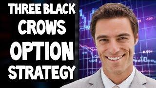 IQ Option Three Black Crows Strategy