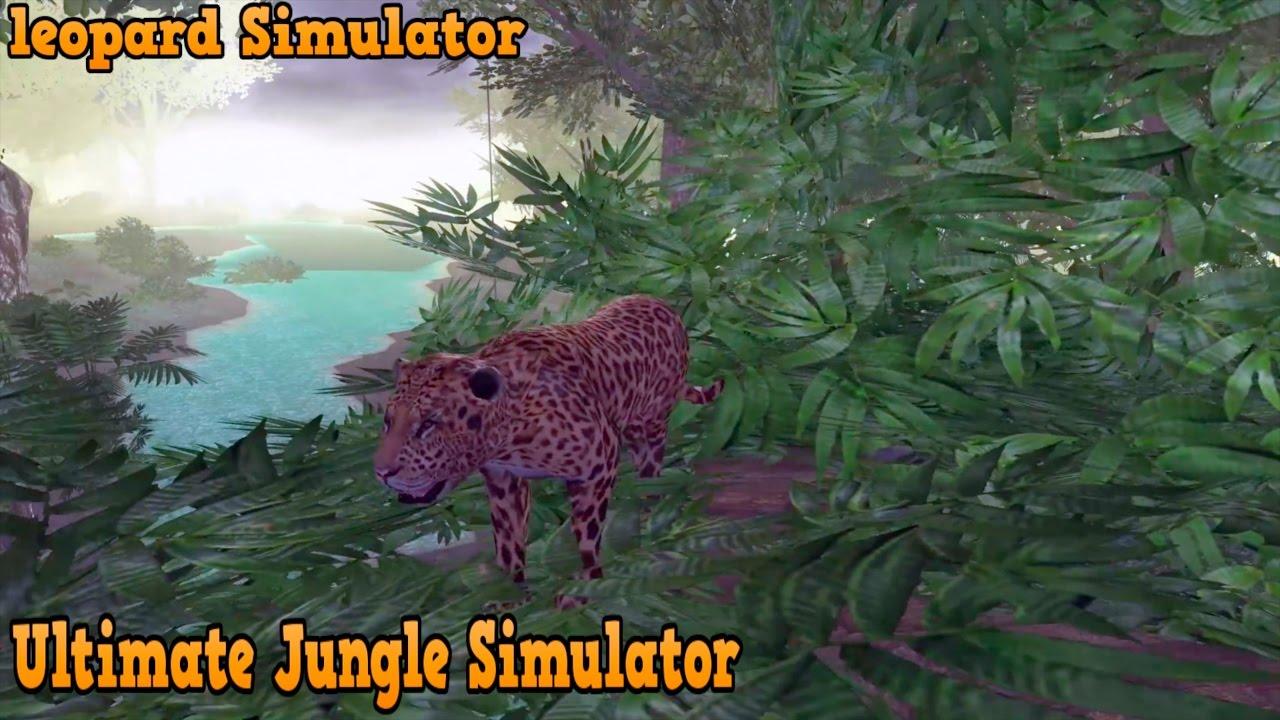 Скачать игру симулятор леопарда
