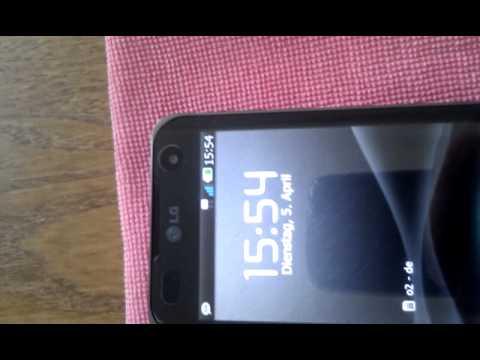 LG P990 Optimus Speed Wlan Fehler