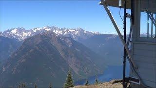 (Pt 3) Ross Lake - Hiking Desolation Peak