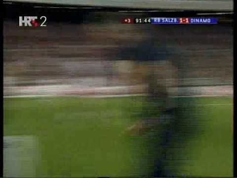 Red Bull Salzburg 1-1 Dinamo Zagreb CL 3rd qualifying round