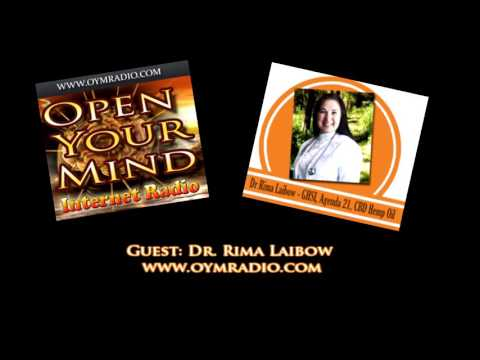 Open Your Mind (OYM) Radio - Dr Rima Laibow MD - Oct 18th 2015