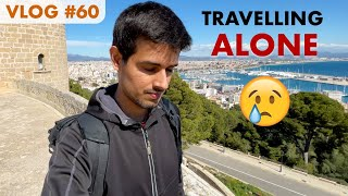 My First Solo Travel | Dhruv Rathee Vlogs