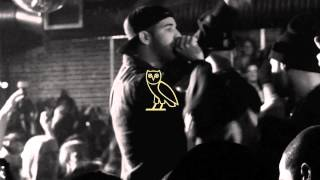 Party Next Door + Drake Live in Vancouver at Barnone