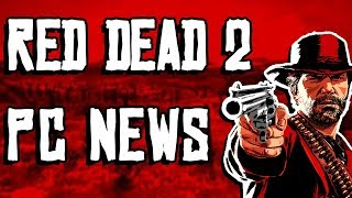 Red Dead Redemption 2: CONFIRMED for PC? || Red Dead Redemption 2 Leak