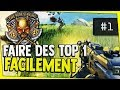 FAIRE DES TOP 1 FACILEMENT ! BLACK OPS 4 - BLACKOUT