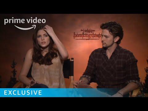 Breaking Dawn Ashley Greene & Jackson Rathbone Interview