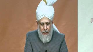 Jalsa Salana UK 2011 - Day 2 : Morning Session (Urdu)