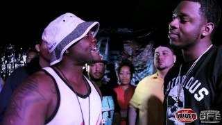 Rap Battle Scotty vs J Miller | Houston vs San Antonio Texas | AHAT