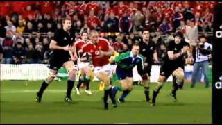 British & Irish Lions [Tribute]