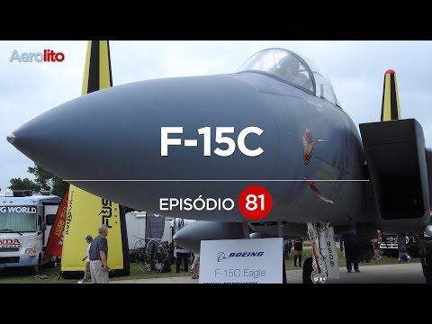 F-15C SUPERIORIDADE AÉREA
